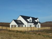 Stunning 4/5 bedroom property(all en-suite) located in the beautiful seaside village of Gairloch