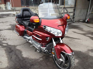 2001 Honda Goldwing GL1800 ABS