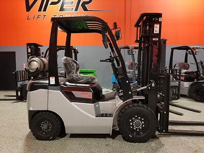 2018 Fy25 5000lb Air Pneumatic Forklift Nissan K25 Lift Truck Hi Lo 86130