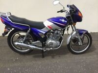 JINLUN JL125C UNREGISTERED BIKE RUNNING WAS £1499 ACCEPT £600 QUICK SALE NO MILES NEVER USED