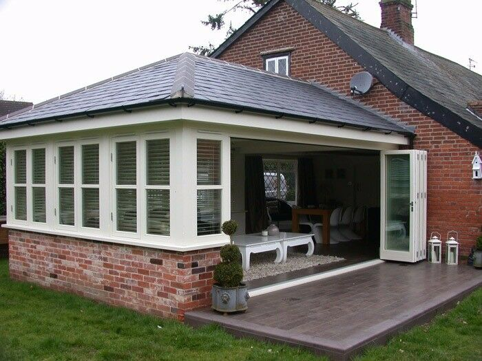 Experienced builders extensions loft conversions for Garden rooms extensions designs