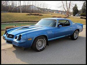 Recherche Camaro 1981 et moin 5000$