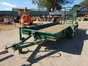 Tandem Axle Plant Trailer - 18ft x 6ft Mount Gambier Grant Area Preview