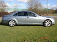 2009 09 MERCEDES-BENZ S CLASS 3.0 S320 CDI 4DR 7G AUTO DIESEL