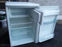 Small white Tricia fridge for sale. Good clean order