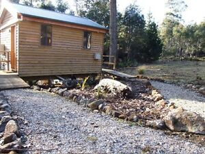 Native forest home, cabins and camping with remote river access Burnie-Devonport Region Preview