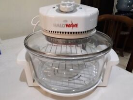 JML Halowave air oven 1400W 10.5L New