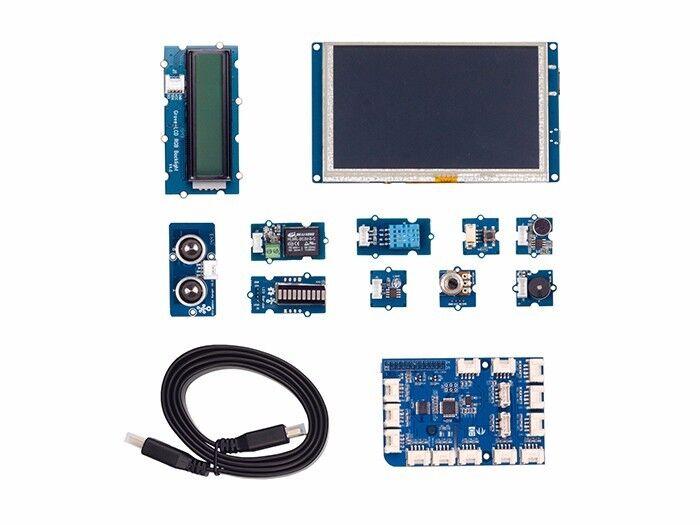 Grove Start kit for Iot Based on Raspberry Pi