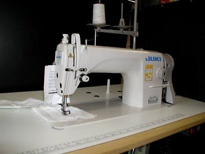 Juki Ddl-8700 Industrial Sewing Machine --- Brand New With T Legs