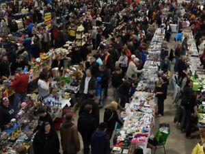 World's Largest Garage Sale Halifax exhibition Centre
