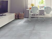 TILES 800x800 grey porcelain tiles 12.2 square meters