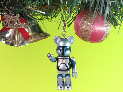 Dekoration Ornament Party Xmas Tree Home Dekor STAR WARS Jango Fett *A185 ()