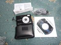 Acari 6.0 Megashot Digital Compact Camera new and unused and boxed