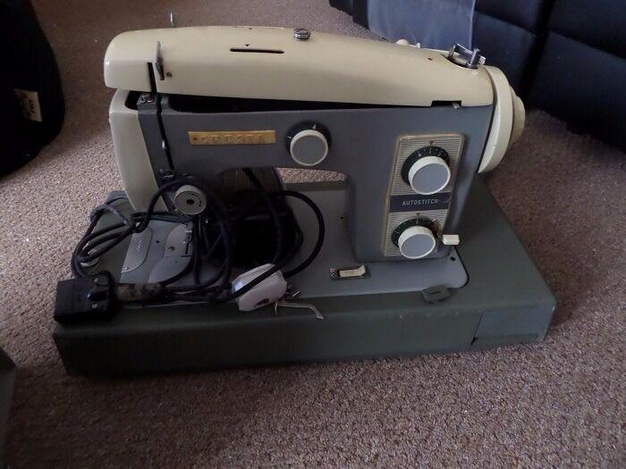 Old Style Cresta Sewing Machine