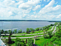 Ottawa River Views near Westboro Village 1201-75 Cleary Ave