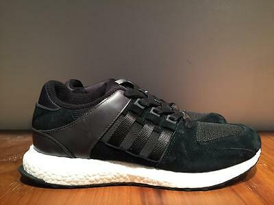 ADIDAS EQT SUPPORT ULTRA  COLOR BLACK/WHITE STYLE BA7475 BOOST