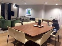Central Desk Space / Shared Work Area £20 per day Elephant and Castle Perfect for Meetings!