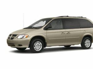 2005 Dodge caravan NICE!!!  Safetied and E tested$2500 OBO