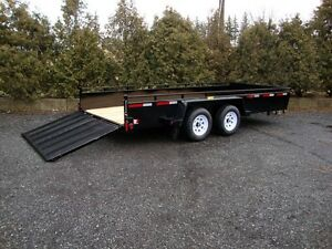 Landscape/Utility Trailer - Canadian Made