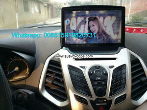 Ford EcoSport refit audio radio Car android wifi GPS navigation
