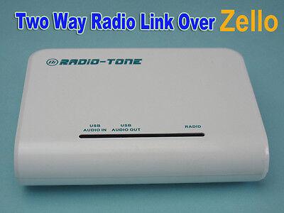 Radio-tone Radio Over Zello Controller RT-ROIP1 Easy Install & Good Performance