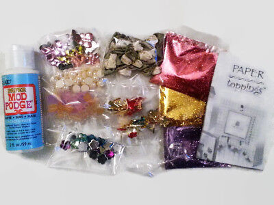Mod Podge Scrapbooking Craft Kit with Embellishments and Glitter](Mod Podge Glitter)