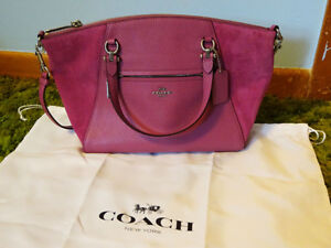 BRAND NEW Authentic Coach Purse (NEVER BEEN USED)