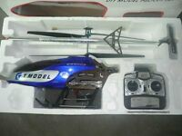*****BRAND NEW BLUE GT HELICOPTER QS 8006-2 FOR SALE*****