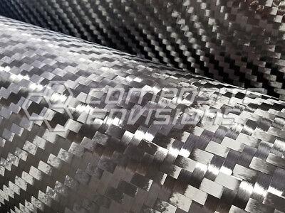 Carbon Fiber 2x2 Twill Hexcel Primetex 48194 12k 192gsm5.66oz 50 Spread Tow