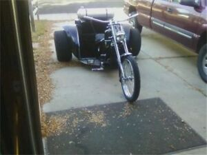 Looking for Donor bike to build trike