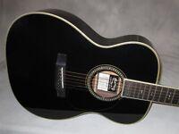 Martin Bellazza Nera Eric Clapton acoustic