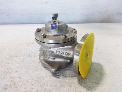Protego Pressure Vacuum Relief Vent Valve 2 150 Cf8m Type Sve-1-0-50