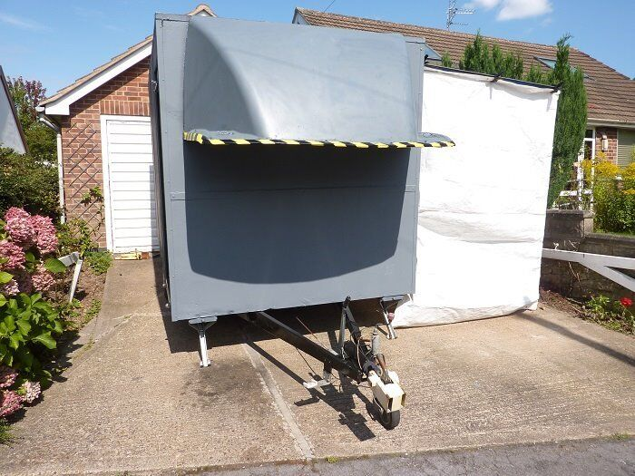 EXHIBITION MULTI USE TRAILER (PRICE OPEN TO OFFERS)