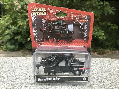 Disney Pixar Cars Starwars Mater As Darth Vader Metal Diecast Toy Car New