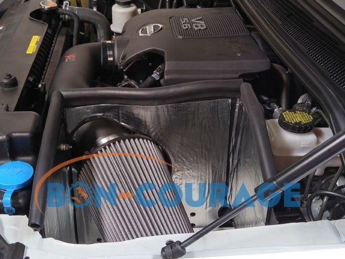 04-08 For F150 F-150 5.4 5.4L V8  04-07 Lobo AF DYNAMIC Air Filter intake kit