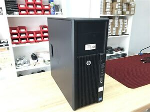 HP Z420 WORKSTATION XEON E5-1650V2 6 CORE  8/16/32GB USB 3.0