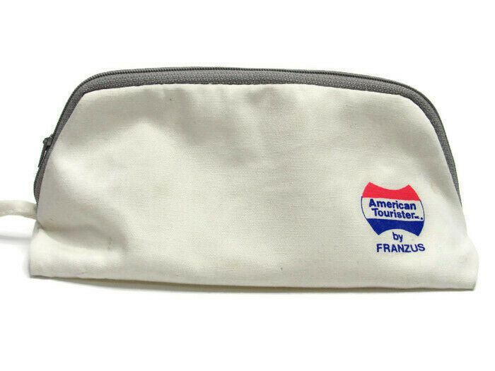 American Tourister By Franzus Travel Size Iron Camper Cruises Tiny Houses - $10.88