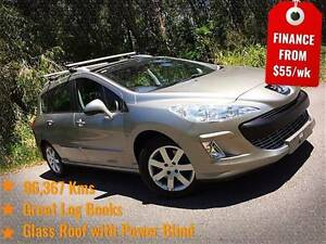 2009 Peugeot 308 Hatchback - Own It From Only $55/wk! Mount Gravatt East Brisbane South East Preview