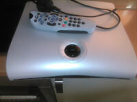 SKY satellite box freeview digital TV with remote control