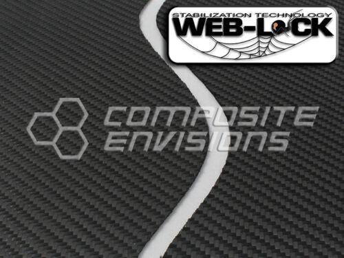 """CARBON FIBER FABRIC 2X2 TWILL 3K 203.43GSM/6OZ 50"""" TORAY T300 with Web-Lock"""