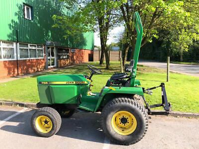 John Deere 755 Compact Tractor
