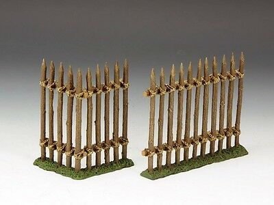 KING & COUNTRY IMPERIAL CHINA IC054 WOODEN FENCE MIB