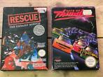 Nintendo Nes - Days of Thunder - Rescue 'the embassy mission