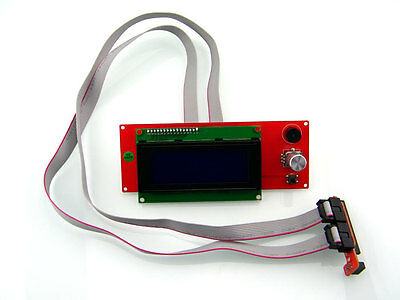 Reprap Ramps V1.4 Lcd 2004 Display Hictop Smart Controller For 3d Printer