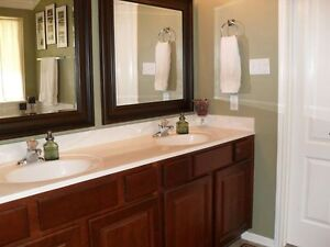 Shower Bases ,Shower Walls Vanity Tops and More Cambridge Kitchener Area image 1