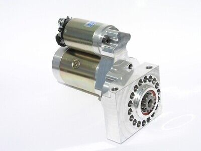MEZIERE TRUE START CHEVY SMALL AND BIG BLOCK STARTER 500 SERIES 168 TOOTH TS500