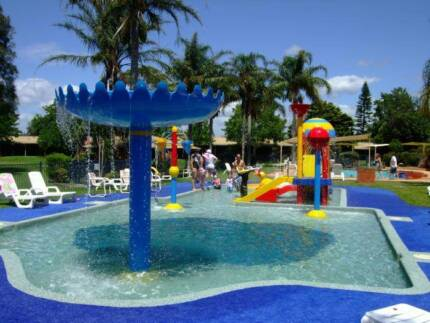 TUNCURRY LAKES RESORT JANUARY SCHOOL HOLIDAYS 2016 Tuncurry Great Lakes Area Preview