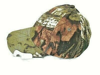 Camouflage  Hat with 5 LED Lights  Very Fashion Cap /Bottle Opener<<USA SELLER>>