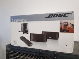 Bose Cinemate Home Theater