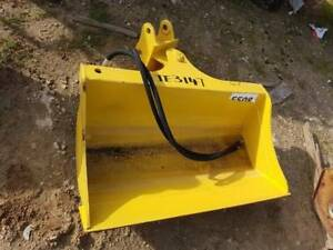 Excavator Hydraulic Tilting Bucket - 980mm Wide - NEW Mount Gambier Grant Area Preview